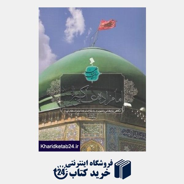 کتاب امامزاده علی اکبر (ع)