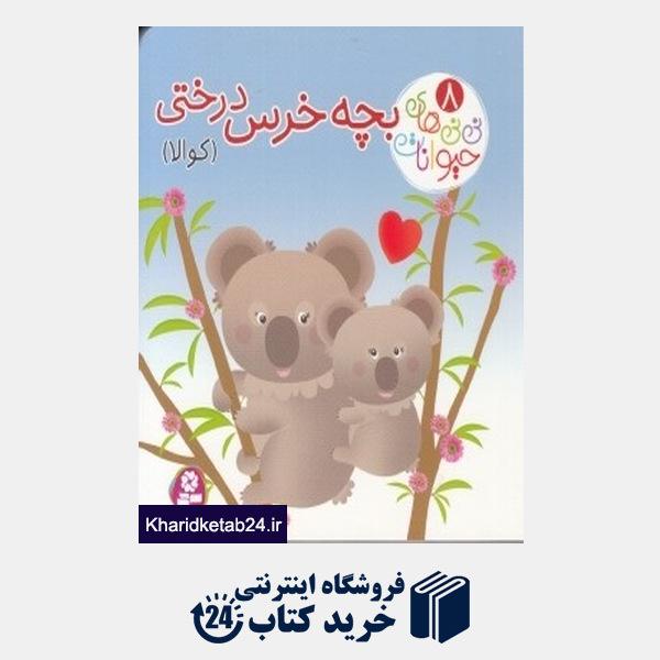 کتاب بچه خرس درختی کوآلا (نی نی های حیوانات 8) (تصویرگر نادیا برکن)