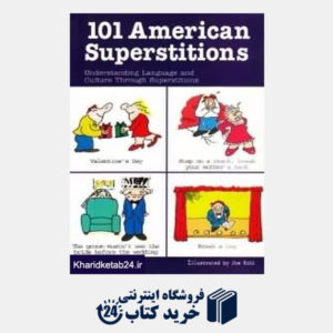 کتاب 101 American Superstitions