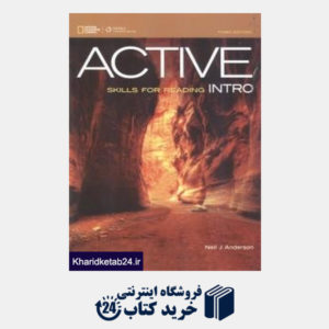 کتاب (ACTIVE Skills for Reading Intro CD (3 Edition