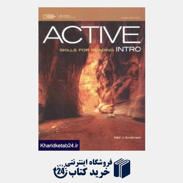 کتاب (ACTIVE Skills for Reading Intro CD (3 Edition