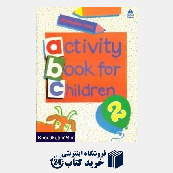کتاب Activity Book For Children 2