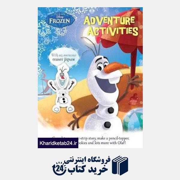 کتاب Adventure Activities