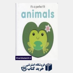 کتاب Amimals Its a Perfect Fit