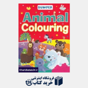 کتاب Animal Colourind Bumper