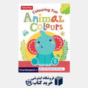 کتاب (Animal Colours (Colouring Fun