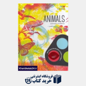 کتاب Animals Lens Book
