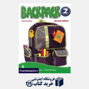 کتاب Backpack 2 Teachers