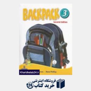 کتاب Backpack 3 WB SB CD