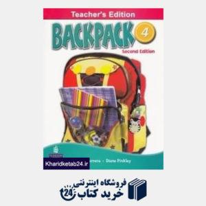 کتاب Backpack 4 Teachers