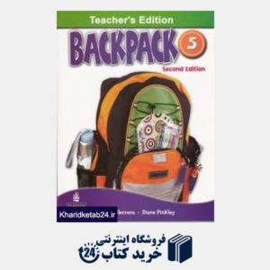 کتاب Backpack 5 Teachers