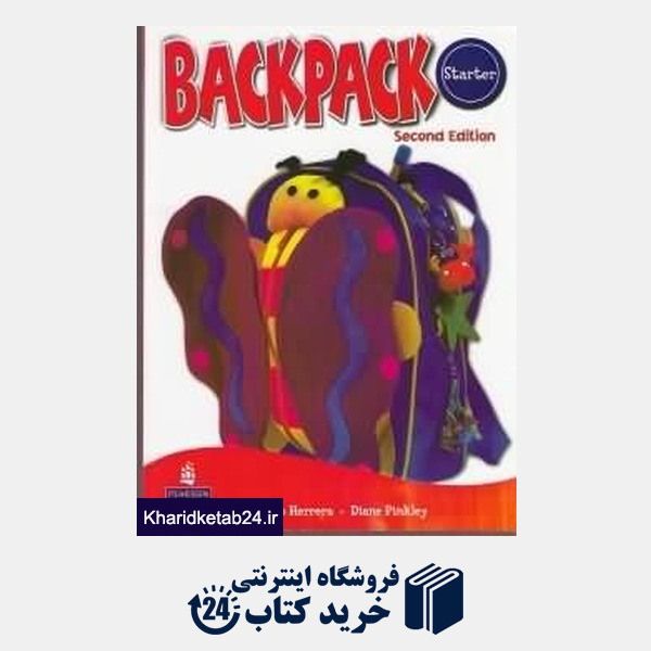 کتاب Backpack Starter WB SB CD