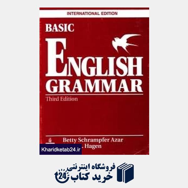 کتاب Basic English Grammar CD