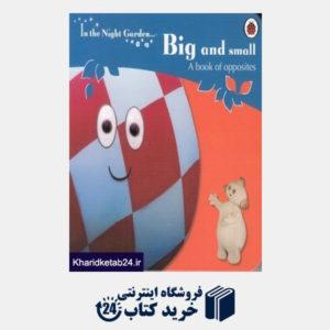 کتاب Big and Small a book of Opposites