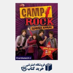 کتاب Camp Rock: Summer Annual (Summer Annual 2009)