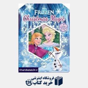 کتاب (Christmas Magic (Frozen