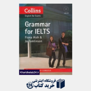 کتاب Collins Grammar For Ielts (وزیری)