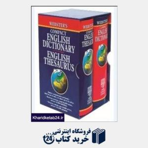 کتاب Compact English Dic English Thesaurus (in pack) org