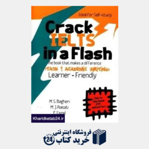کتاب Crack IELTS in a Flash Task 1 Academic Writing