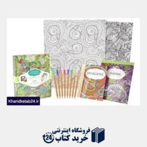 کتاب Creativity (کتاب رنگ آمیزی با مداد رنگی)