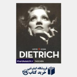 کتاب Dietrich (Movie Icons)