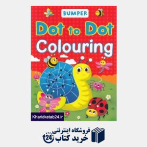 کتاب Dot To Dot Colourind Bumper