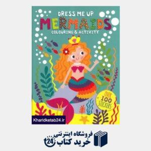کتاب Dress me Up Mermaids