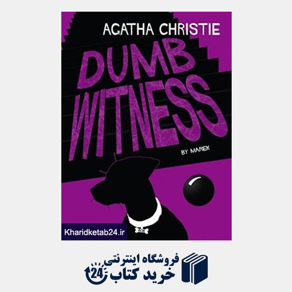 کتاب Dumb Witness (Poirot)