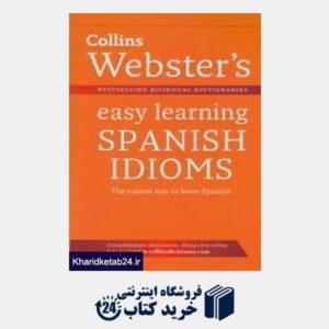 کتاب Easy Learning Spanish Idioms org