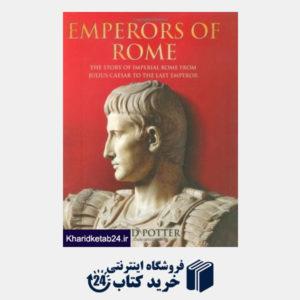 کتاب Emperors of Rome