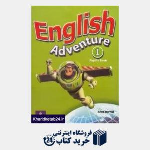 کتاب English Adventure 1 SB WB CD