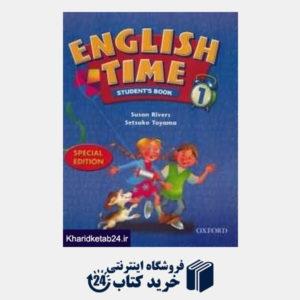 کتاب English Time 1 SB WB CD