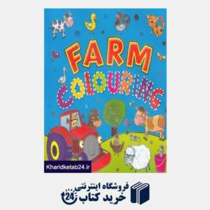 کتاب Farm Colouring 4513