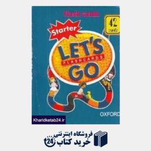 کتاب Flash Cards Lets Go Starter