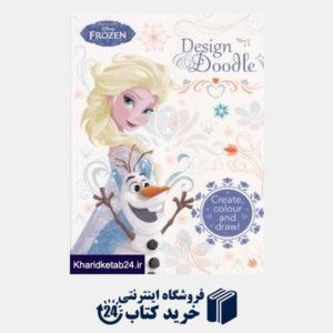کتاب Frozen Design Doodle