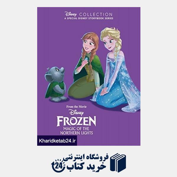 کتاب (Frozen (Magic of the Northen Lights