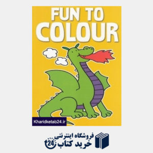 کتاب (Fun to Colour (Yellow