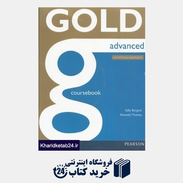 کتاب Gold Advance Course Book CD