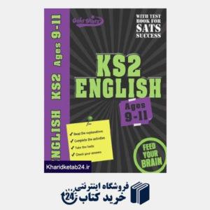 کتاب Gold Stars: KS2 Workbooks  Age 9-11 English (Key Stage 2 Gold Stars)