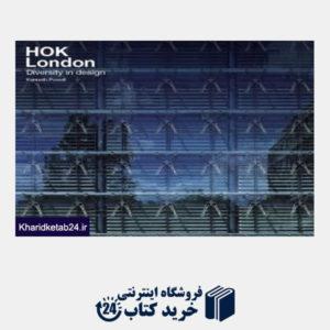کتاب HOK London: diversity in design