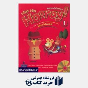 کتاب Hip Hip Hooray 1 Second Edition CD
