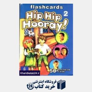کتاب Hip Hip Hooray 2 Flashcards