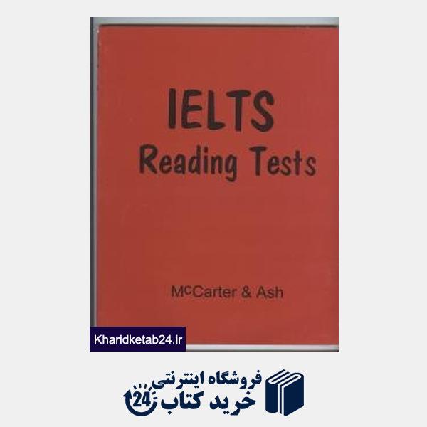کتاب IELTS Reading Tests