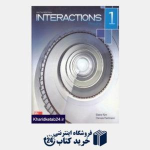 کتاب Interactions Reading 1
