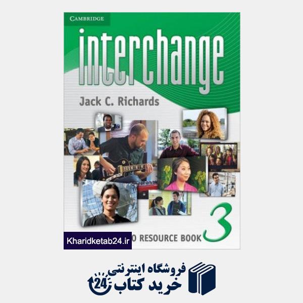کتاب Interchange 3 Video Resource Book +DVD