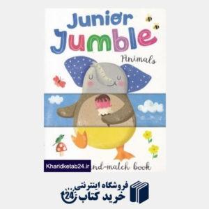 کتاب Junior Jumble Animals