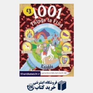 کتاب Knights 1001 Things To Find