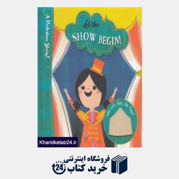 کتاب Let the Show  Begin