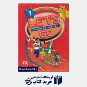 کتاب Let's Go 1 Flashcard