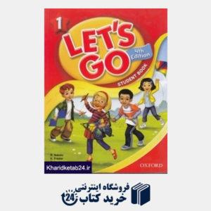 کتاب Lets Go 1 SB WB CD (ویرایش جدید)